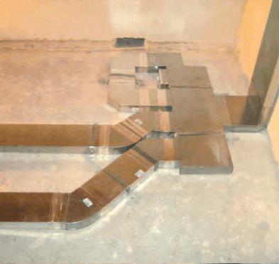 Lapos csatorna rendszer